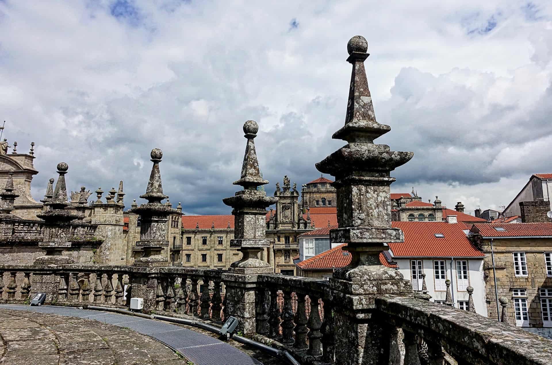 weed in Santiago de Compostela