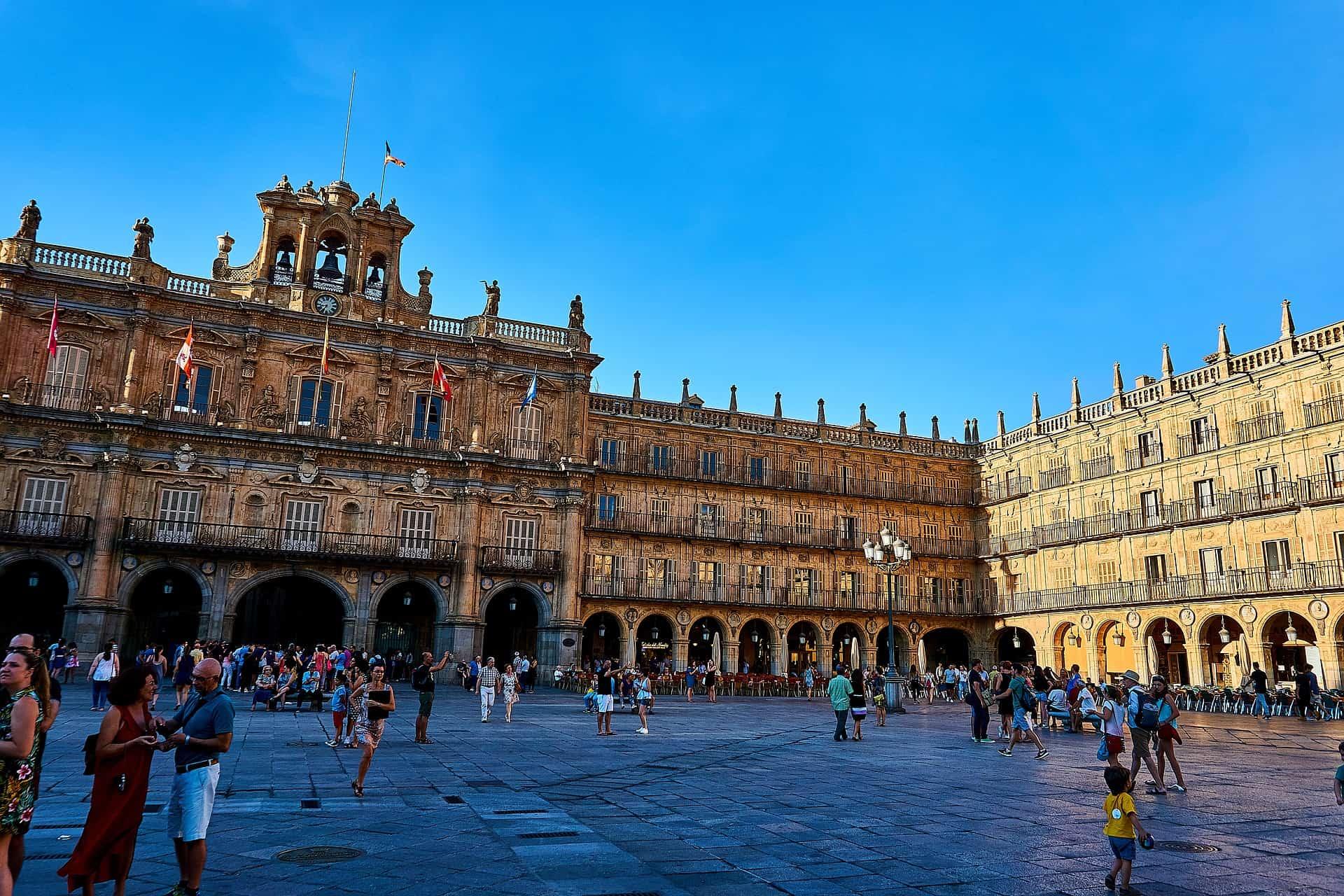 weed in Salamanca